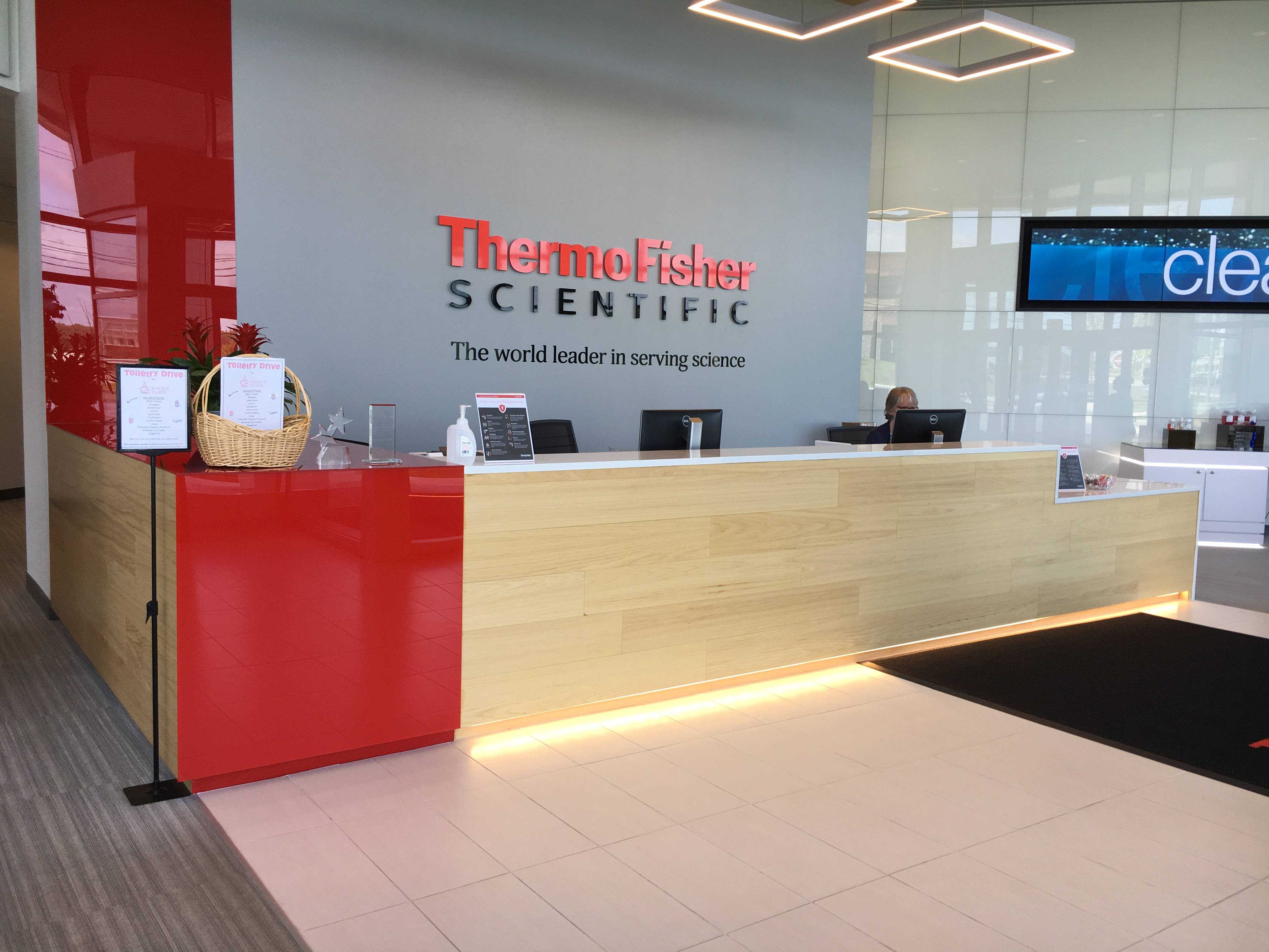Project ThermoFisher
